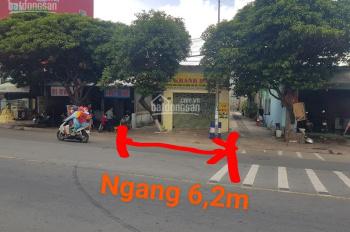 """Cho thuê nhà cấp 4 - có 2 mặt tiền nằm trên """" trục đường đắc địa Nguyễn An Ninh """" 6,2m*28,5m = 175m"""
