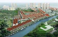 Bán nhà mặt phố Nguyễn Văn Lộc, Làng Việt Kiều Châu Âu, 87m2x3,5T, 2 mặt đường, 16.4 tỷ 0903491385