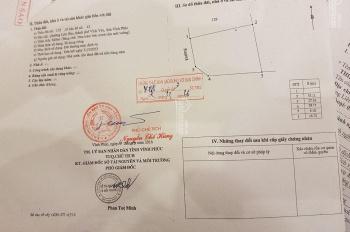 Bán nhà đất dịch vụ thương mại doanh nghiệp 2 mặt tiền Chu Văn An - Vĩnh Yên