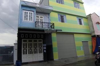 Cho thuê nhà nguyên căn mặt tiền đường D20, VSIP I,  Bình Dương. 4×15m, 1 trệt 1 lầu, 7, 5 tr/th
