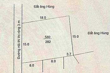 Bán đất khối 10, thị trấn Xuân An, Nghi Xuân, diện tích là 282m2