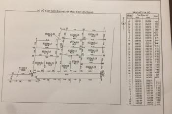 Mở bán 14 lô đất Đặng Xá, DT 40 - 45m2, giá dự kiến từ 920tr, lãi suất 8-12%/ 3 tháng, 0911162000
