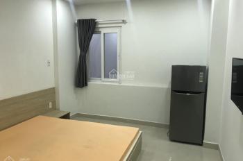 Căn hộ mới 100%, đủ nội thất, cửa từ, thang máy, bảo vệ 24/24, gần ĐH Bách Khoa, đường Thành Thái