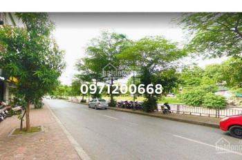 Bán nhà mới mặt phố Nguyễn Khang, 40m2, 6T, vỉa hè 9m, giá 12.3 tỷ thương lượng