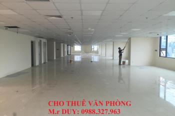 Cho thuê văn phòng diện tích linh động tòa nhà Intracom 2 - Cầu Diễn