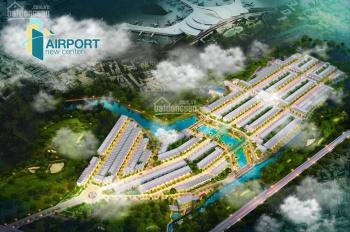 Đất nền liền kề sân bay - xây dựng tự do, giá chỉ 1 tỷ/nền. LH: 0978 986 914