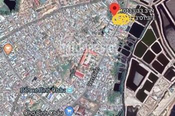 Bán nhà cấp 4 ngay chợ Bình Châu, mặt tiền đường ven biển. Cách biển 900m