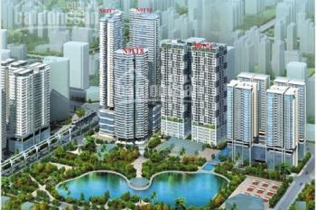 Bán căn hộ 02 tòa N01T8 - khu Ngoại Giao Đoàn - Bắc Từ Liêm diện tích 122m2 view hồ điều hòa dự án