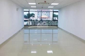 Cho thuê nhà MP Lò Đúc, DT 80m2 x 4 tầng, MT 4,3m. LH 0865625958