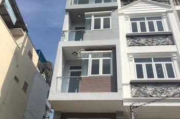Cho thuê nhà HXH 220/2A Hoàng Hoa Thám, gần Lê Quang Định, Bình Thạnh. 4.5 x 15m, 1 trệt 3 lầu
