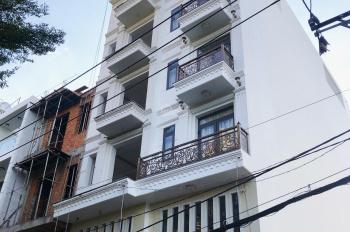 Cam kết chính chủ chưa sang đầu tư: Nhà phố Dương Quảng Hàm, P5, Gò Vấp, 1 trệt 4 lầu, gara ô tô