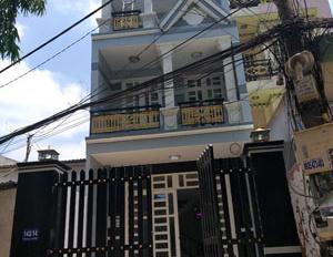 Bán nhà HXH, Phường Tân Thới Nhất, Quận 12, TP. HCM
