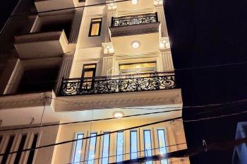 Bán villa lK Cityland, đường 12m Dương Quảng Hàm 4x18m, 6 tấm, thang máy. Giá 13,8tỷ, LH 0931888328