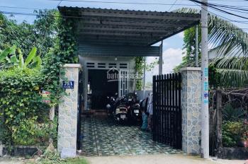 Tôi cần bán nhà + đất SHR, mặt tiền đường nhựa 8m Nguyễn Thị Dưỡng, Tân Thạnh Đông, Củ Chi