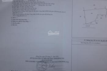 Bán lô đất vị trí trung tâm tại xã Long An, thổ cư giá 7tr/m2 giá cam kết rẻ hơn khu vực 0943559175