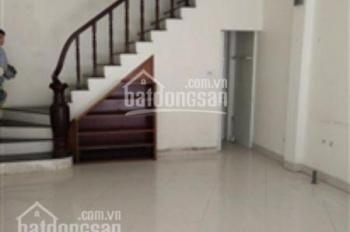 Cho thuê nhà riêng ngõ 5 Láng Hạ, diện tích 60m2 x 4 tầng, mặt tiền 4m, giá 18 tr/tháng