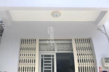 Cho thuê nhà nguyên căn phường Tân Thới Hiệp, Quận 12, điện nước nhà nước
