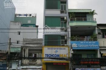 Bán nhà mặt tiền Nguyễn Trãi, P8, quận 5 (4 x 20m) 2 lầu nhà có 2 mặt tiền trước và sau