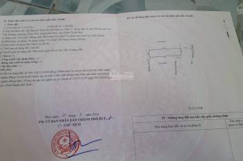 Bán đất 37 Dương Khuê, KQH Xuân Phú, Huế, giá: 18.6 tỷ, diện tích: 143m2. lh: Hưng 0915.95.7575