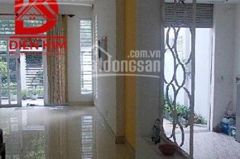 Cho thuê nhà đường Chu Văn An, quận Bình Thạnh, 8x20m, 1 trệt 4 lầu