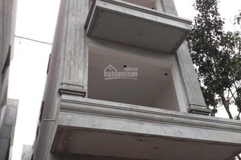 Bán căn nhà 4 tầng móng tường độc lập, măt ngõ đi thông rộng 6m đường Ngô Gia Tự Hải An Hải Phòng