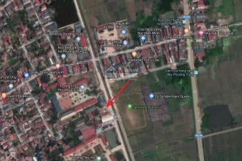 Bán đất mặt đường tại Làng Chuông, Thanh Oai