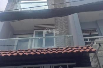 Bán nhà hẻm XH Bình Tiên, (4x13m), 2 lầu đúc mới, gần Đại lộ Đông Tây