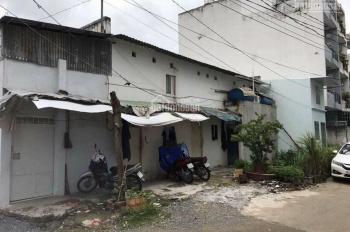 Nhà nát hẻm xe tải Kinh Dương Vương -(5,8x11m5), gần MT, hẻm thông