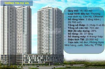 Sunrise City View, 2PN 2WC, view đông, 76 m2, giá rẻ nhất thị trường, 3 tỷ