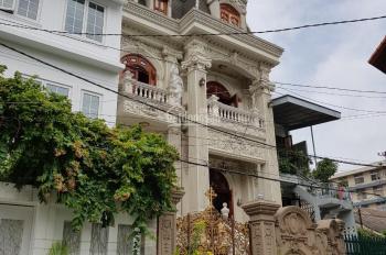 Bán biệt thự khu nội bộ đường Cách Mạng Tháng 8 phường 6 quận Tân bình