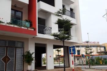 Bán nhà 4 tầng đối diện chợ mới Việt Trì