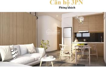 CC bán căn góc Aurora tầng 8, 76m2 view Bến Bình Đông, giá TT 2,5tỷ
