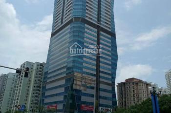 Cho thuê văn phòng cao cấp tòa nhà Diamond Flower Hoàng Đạo Thúy, gần Trung Hòa, Cầu Giấy, Hà Nội