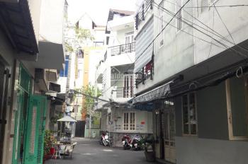 Bán nhà HXH Nguyễn Thiện Thuật, P2, Q3, DT: 3,2x10m công nhận lên tới 29m2, hẻm rất đẹp, khu sang