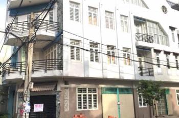 Bán nhà góc 2 MTKD khu Cư Xá Phú Lâm A, Phường 12, Quận 6 (8x16m) nhà mới, có hợp đồng cho thuê