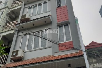 Cho thuê nhà mặt ngõ 67 phố Đỗ Quang, DT 70m2 x 5 tầng, ngõ rộng 9m
