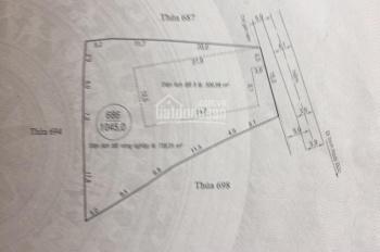 Bán gấp biệt thự mặt tiền đường Nguyễn Thị Thử, Trịnh Hoài Đức 1045m2 giá 20 tỷ