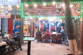 Cho thuê mặt bằng đang kinh doanh cafe đường Hai Bà Trưng