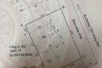 Bán nhà mặt tiền đường đang kinh doanh Lê Văn Tám giá 12 tỷ