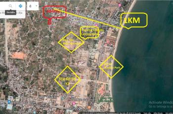 Đất 484m2 cách biển Bình Sơn 1km - Cạnh các dự án du lịch lớn TP Phan Rang Tháp Chàm, Ninh Thuận