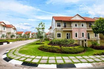 Biệt thự Oasis làng chuyên gia Bình Dương cho thuê giá rẻ full tiện ích an ninh. 0988 139 811