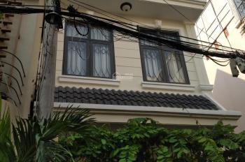 50 triệu: Cho thuê căn góc 2MT hẻm 12m Bạch Đằng: 8x18m, trệt, 3 lầu - Nhà rất đẹp 0934.177.324