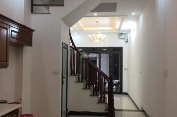 Bán nhà ngõ 116 phố Nhân Hòa, P. Nhân Chính, 46m2 x 4 tầng, ngõ thông, gần Phố, giá chỉ 4,55 tỷ