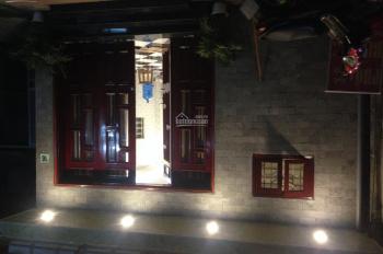 Bán nhà riêng tại ngõ 76 phố An Dương, Yên Phụ, 41m2, 1.6 tỷ, thiết kế hiện đại LH 0987323258
