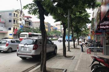 Cần cho thuê nhà 5 tầng x 70m2, mặt tiền 4m mặt phố Nguyễn Văn Cừ, DTSD lớn giá tốt nhất khu