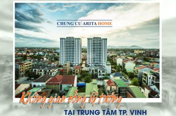 Cho thuê căn hộ chung cư Arita Home tại số 35 đường Phan Bội Châu. Giá cho thuê 3.5 triệu/tháng