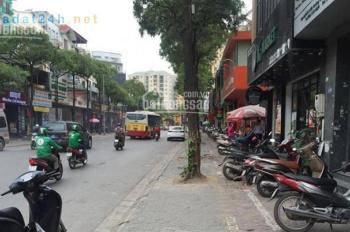 Bán nhà mặt phố to Trung Hòa. Lô Góc 175m2. Đang cho ngân hàng thuê. Kinh doanh tốt. 0988 839 770