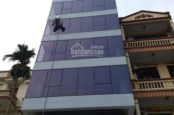 Cho thuê nhà MP Nguyễn Khuyến: 60m2 x 4 tầng, mặt tiền 6m, tầng chia 2 phòng riêng biệt, 0974557067