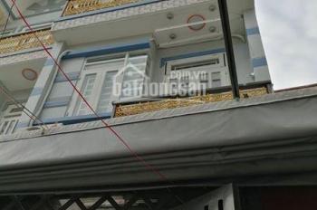 Cho thuê nhà mới, khu an ninh, yên tĩnh thích hợp nghỉ ngơi, gần siêu thị Metro, Gò Vấp