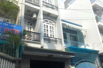 Bán nhà 3 lầu DT 4x20m, 2 mặt tiền đường Phan Anh, Phường Hiệp Tân, Q. Tân Phú